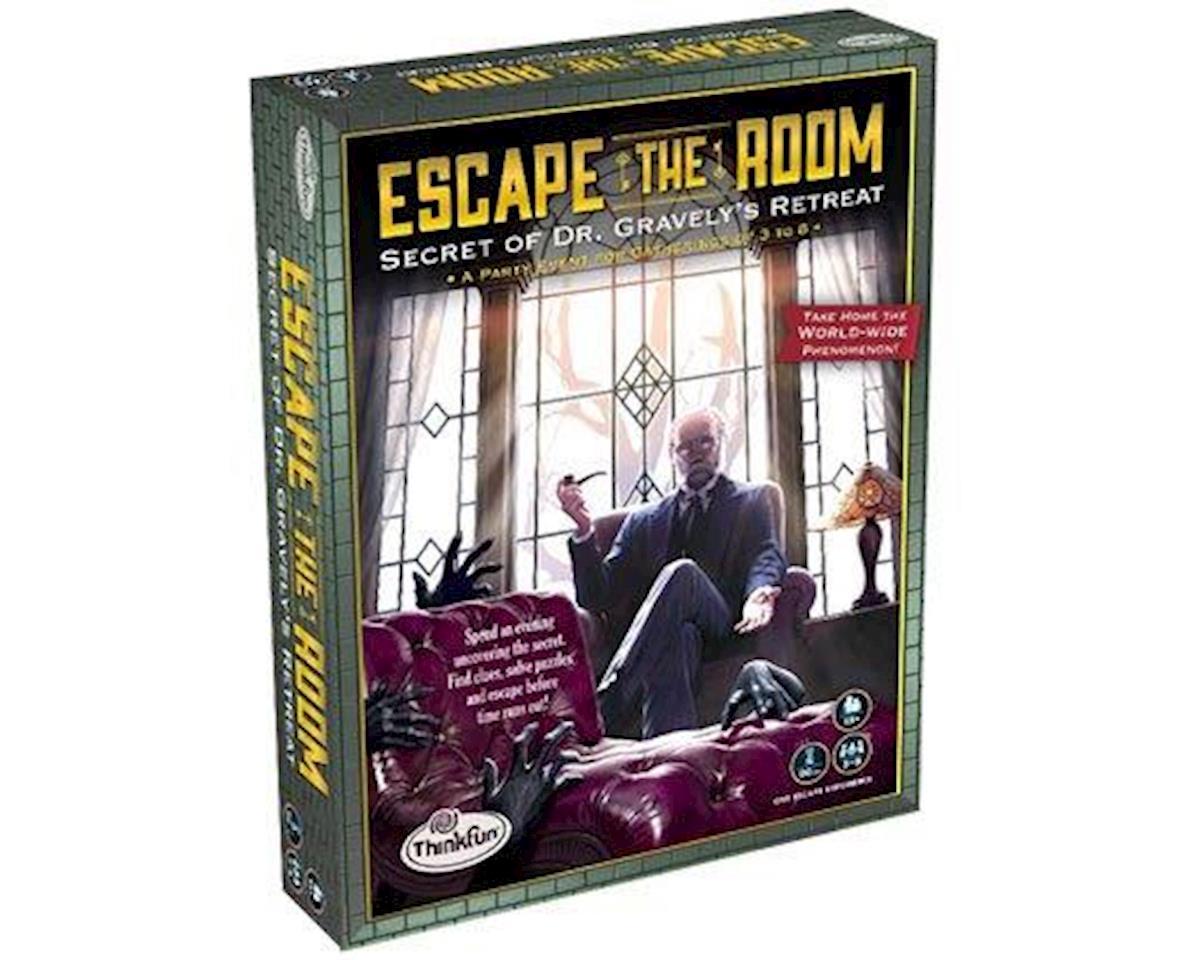 Escape The Room Secret Dr. Gravely