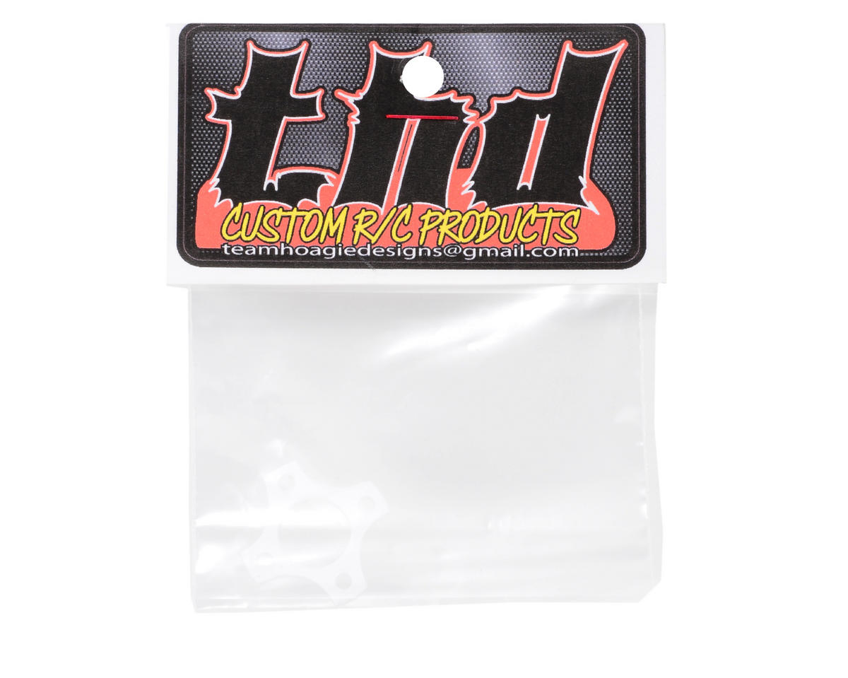 "THD Custom R/C Products 4-Shoe Clutch Shim (1.000"" OD)"