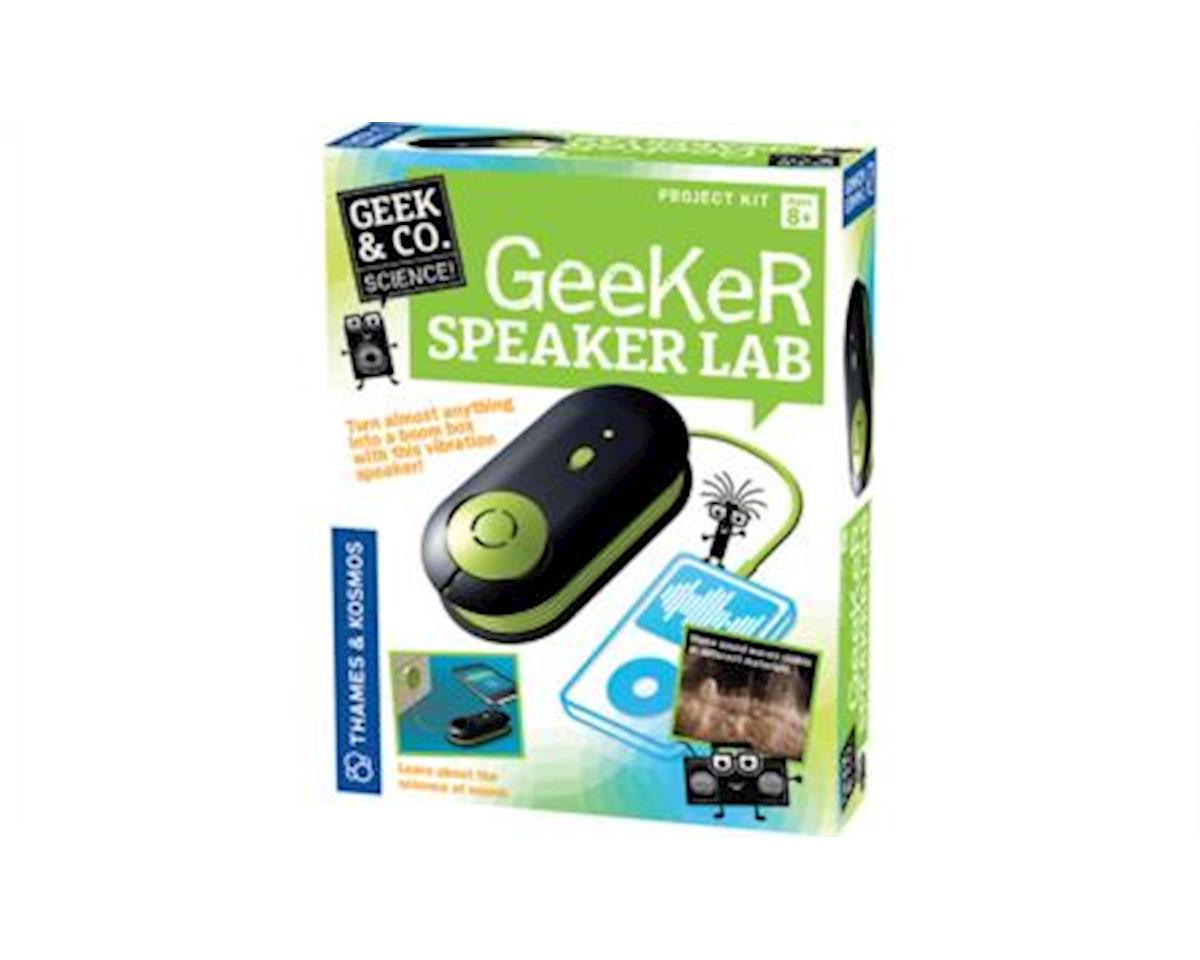 Thames & Kosmos Geeker Speaker Lab