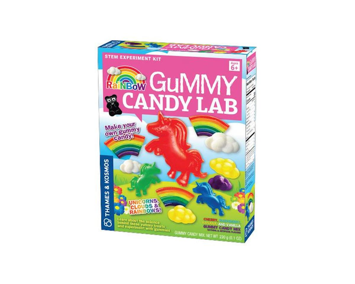 Thames & Kosmos Rainbow Gummy Candy Lab Kit