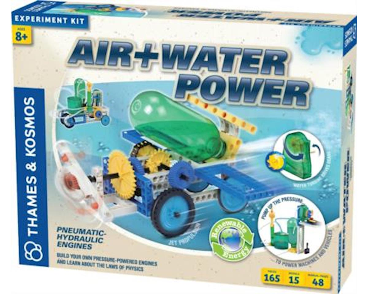 Water & Air Power by Thames & Kosmos