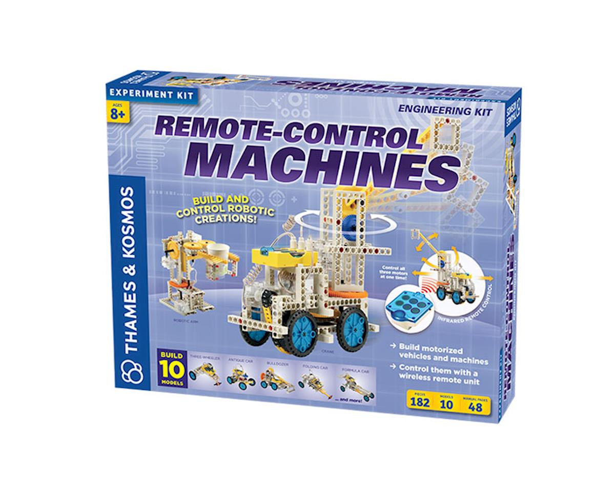 Remote-Control Machines by Thames & Kosmos