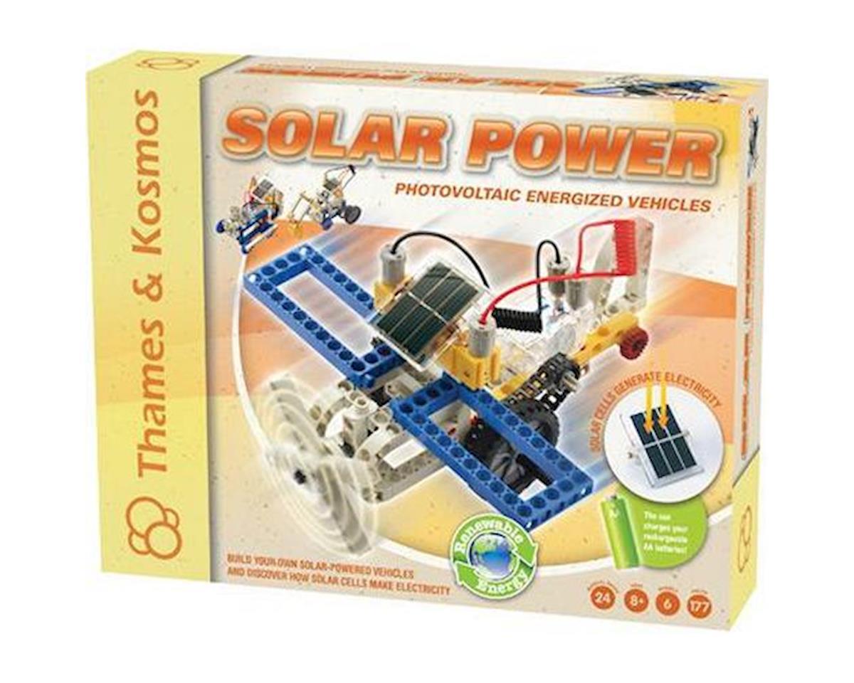 Solar Power Science Construction