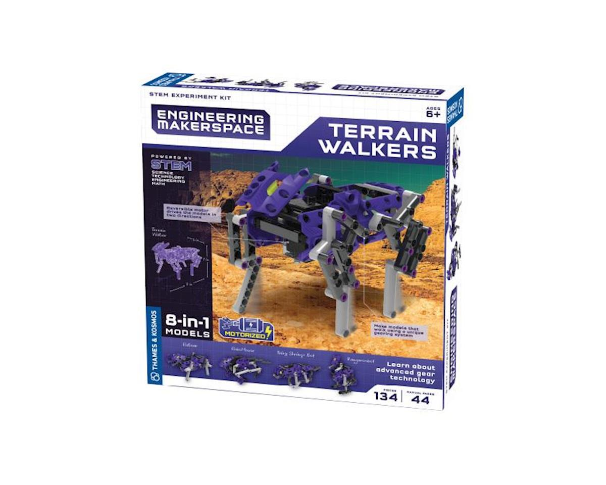 Thames & Kosmos Terrain Walkers Kit