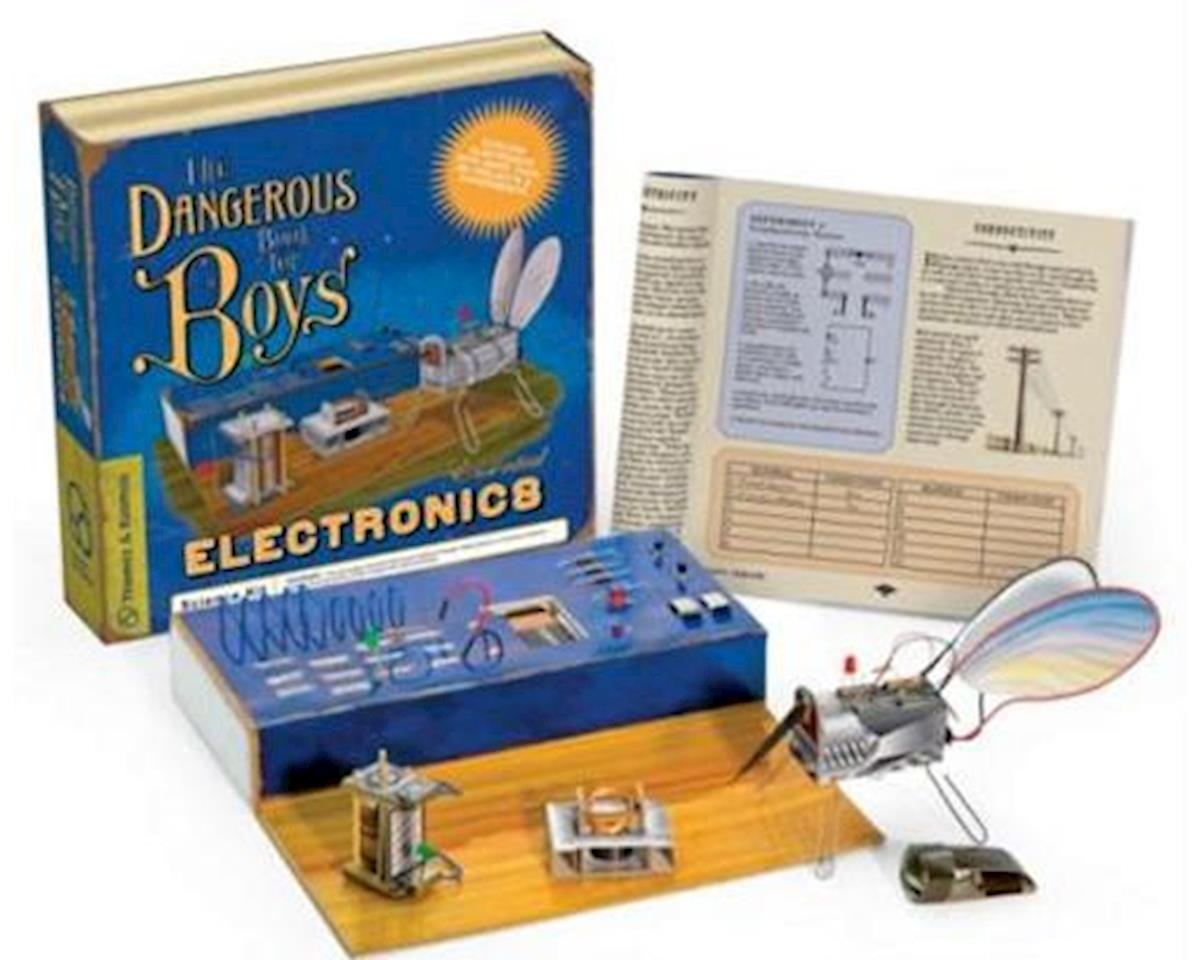 Dangerous Book For Boys Electroni