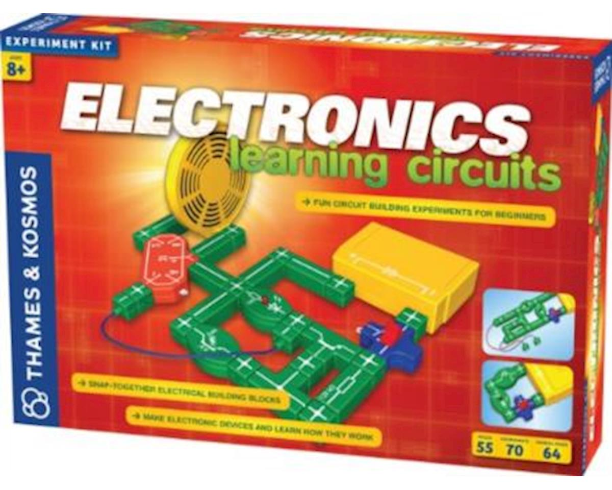 Thames Kosmos  Electronics Learning Circuits Experiment by Thames & Kosmos
