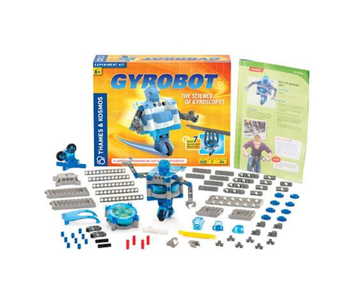 Thames & Kosmos Gyrobot Kit