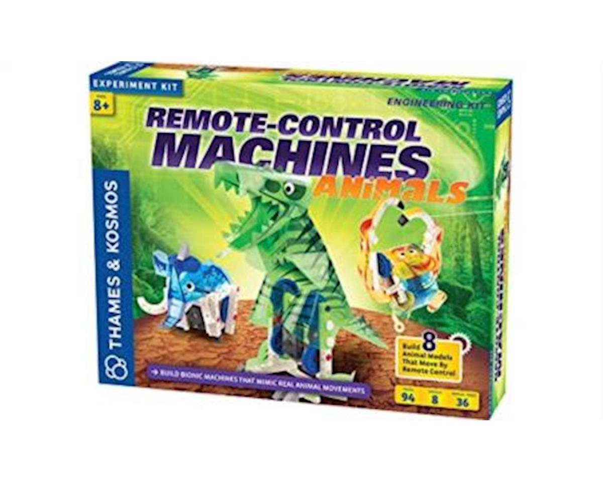 Thames & Kosmos Remote-Control Machines Animals Kit