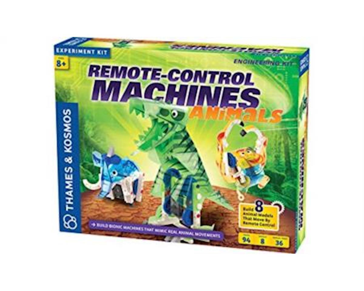 Remote-Control Machines: Animals by Thames & Kosmos