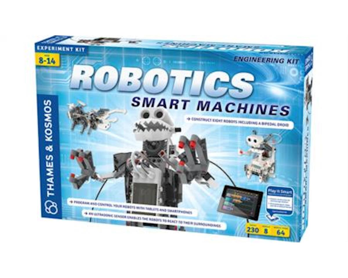 Robotics: Smart Machines by Thames & Kosmos