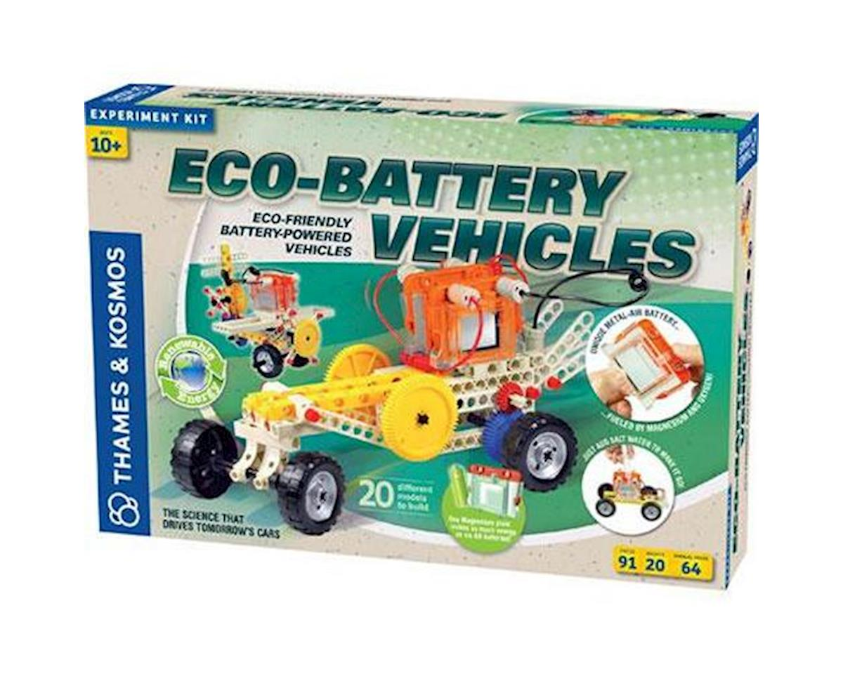 Eco-Battery Vehicles Experiment K