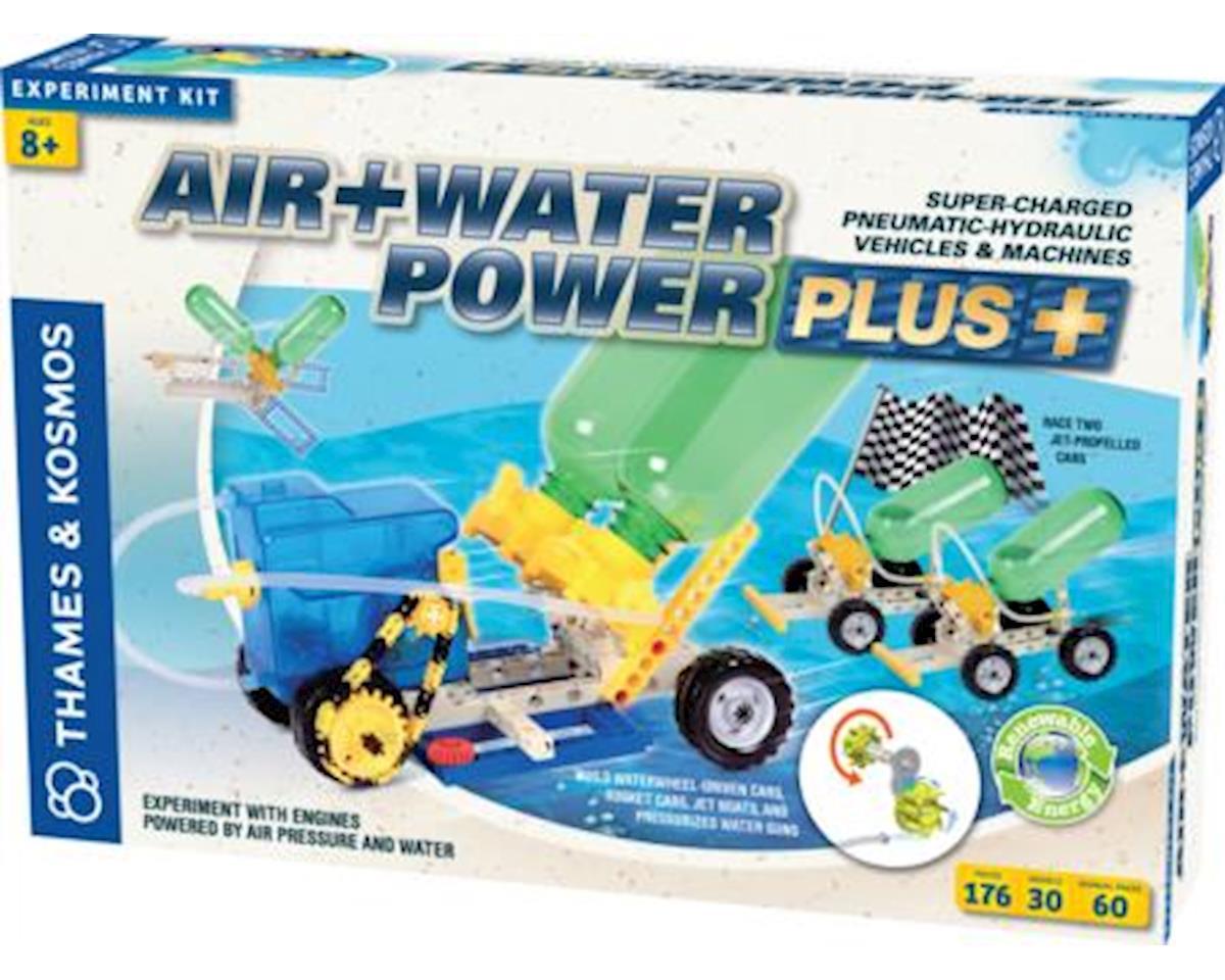 Air+Water Power PLUS