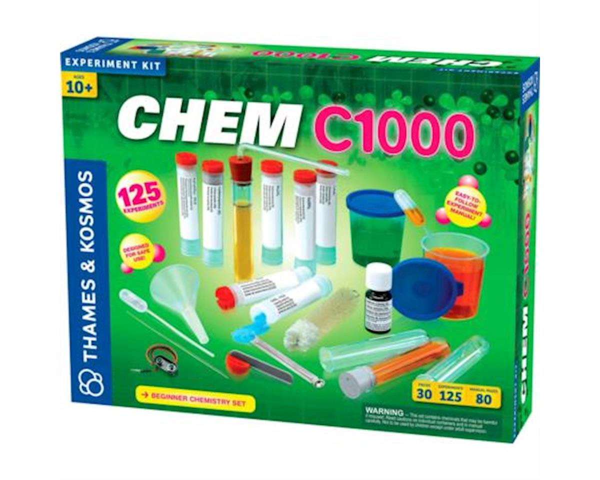 CHEM C1000 (2011 Edition) by Thames & Kosmos