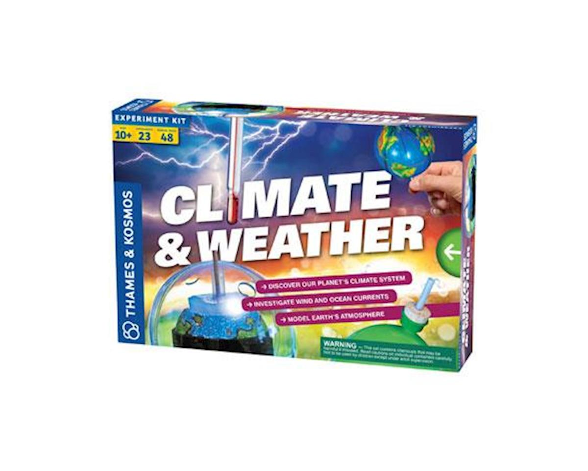 Climate & Weather Experiment Kit
