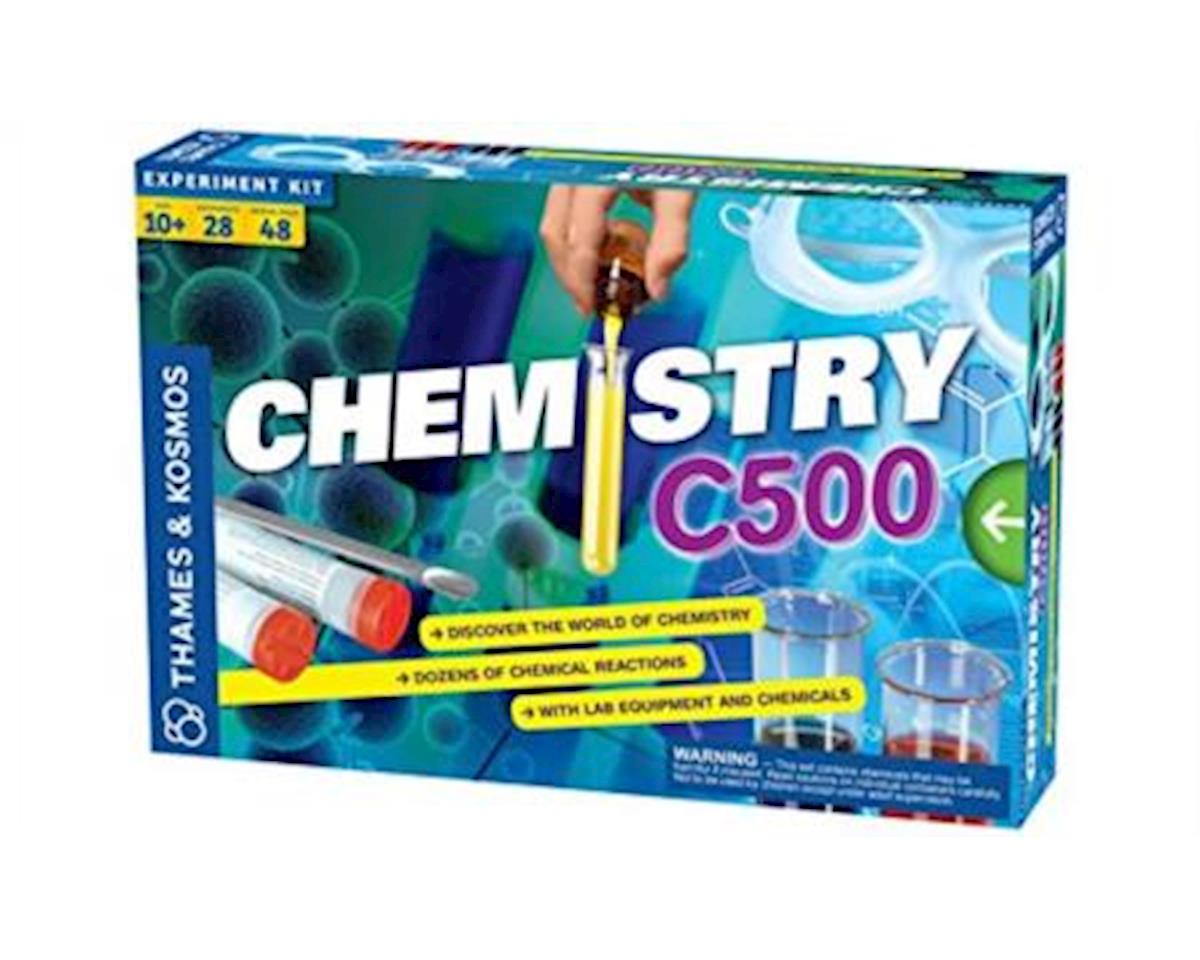 Chemistry C500 2012 Edition by Thames & Kosmos