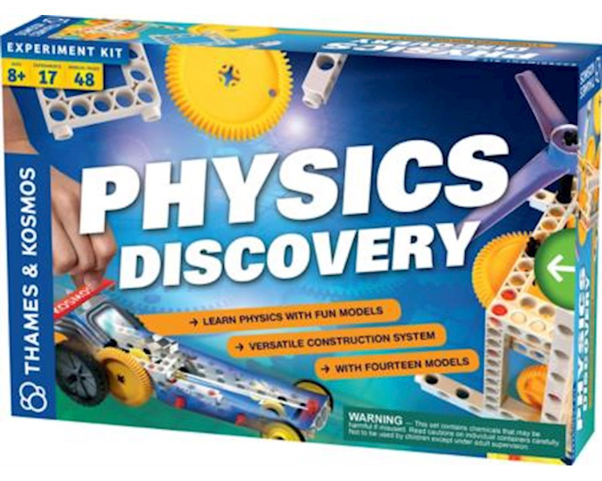 Physics Discovery 2012 Edition by Thames & Kosmos