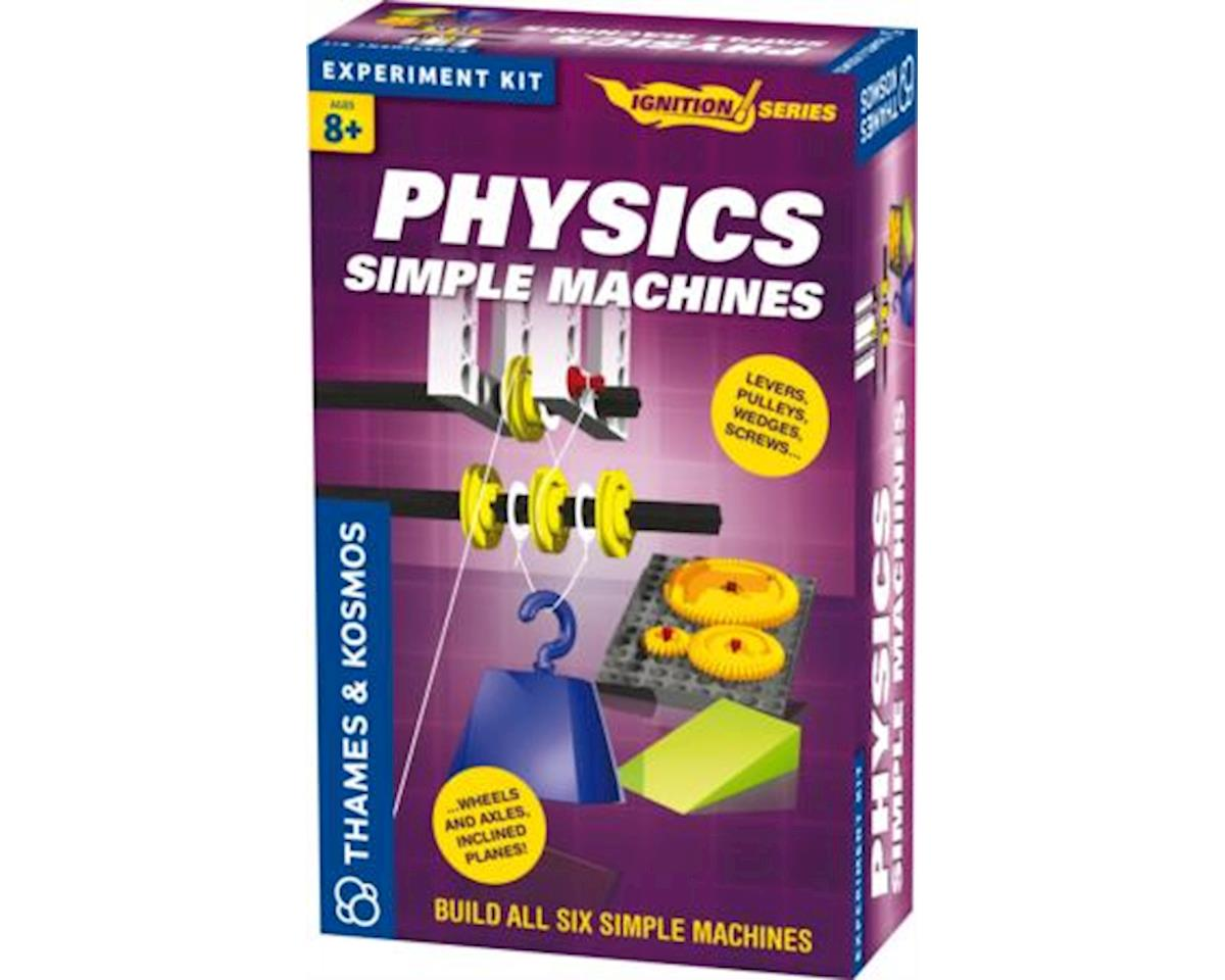 Thames & Kosmos Physics Simple Machines