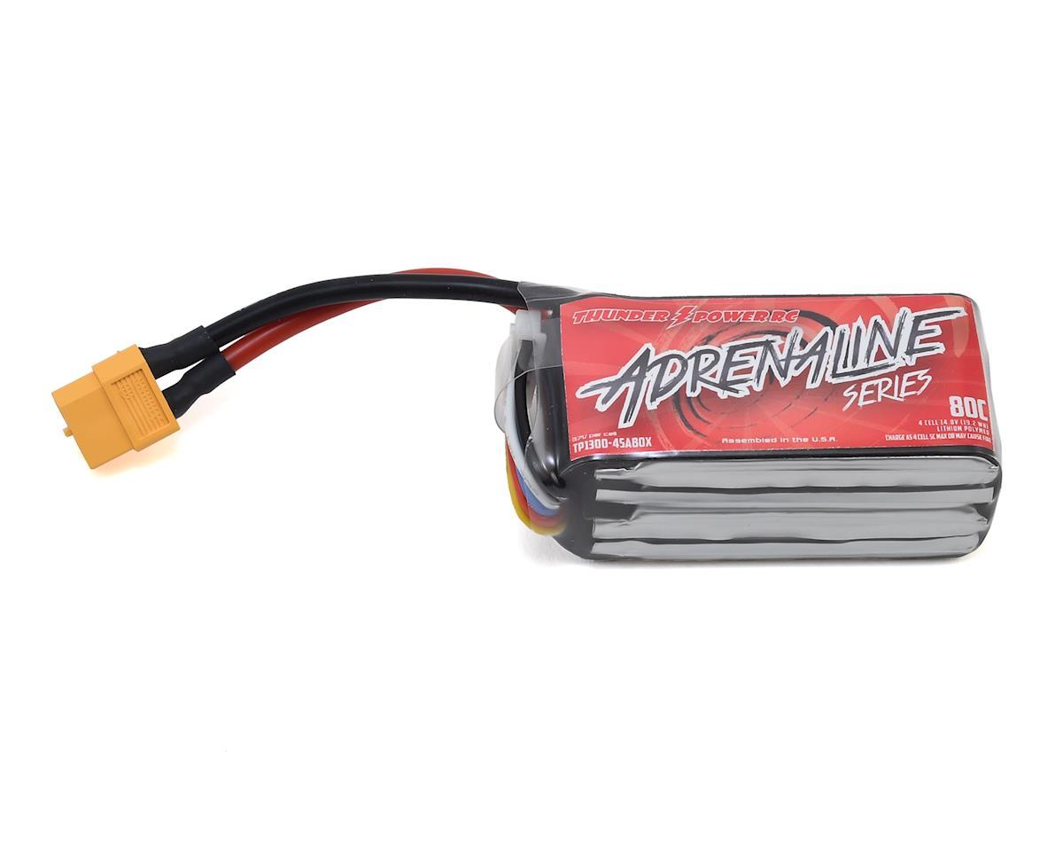 Thunder Power 4S LiPo Battery 80C (14.8V/1300mAh)