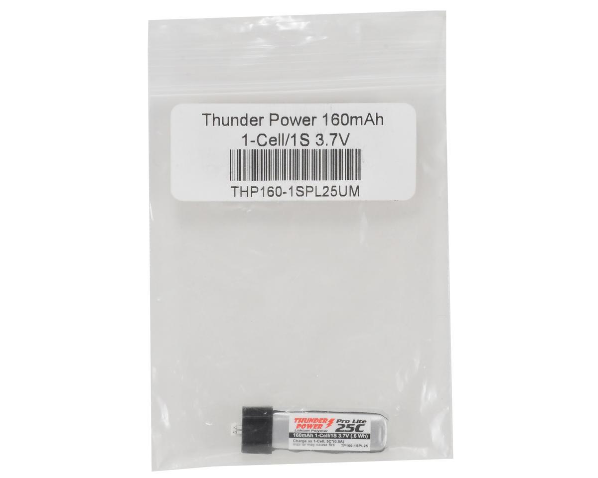 Thunder Power G4 Pro Lite 1S Li-Poly Battery w/Ultra Micro Connector 25C (3.7V/160mAh)