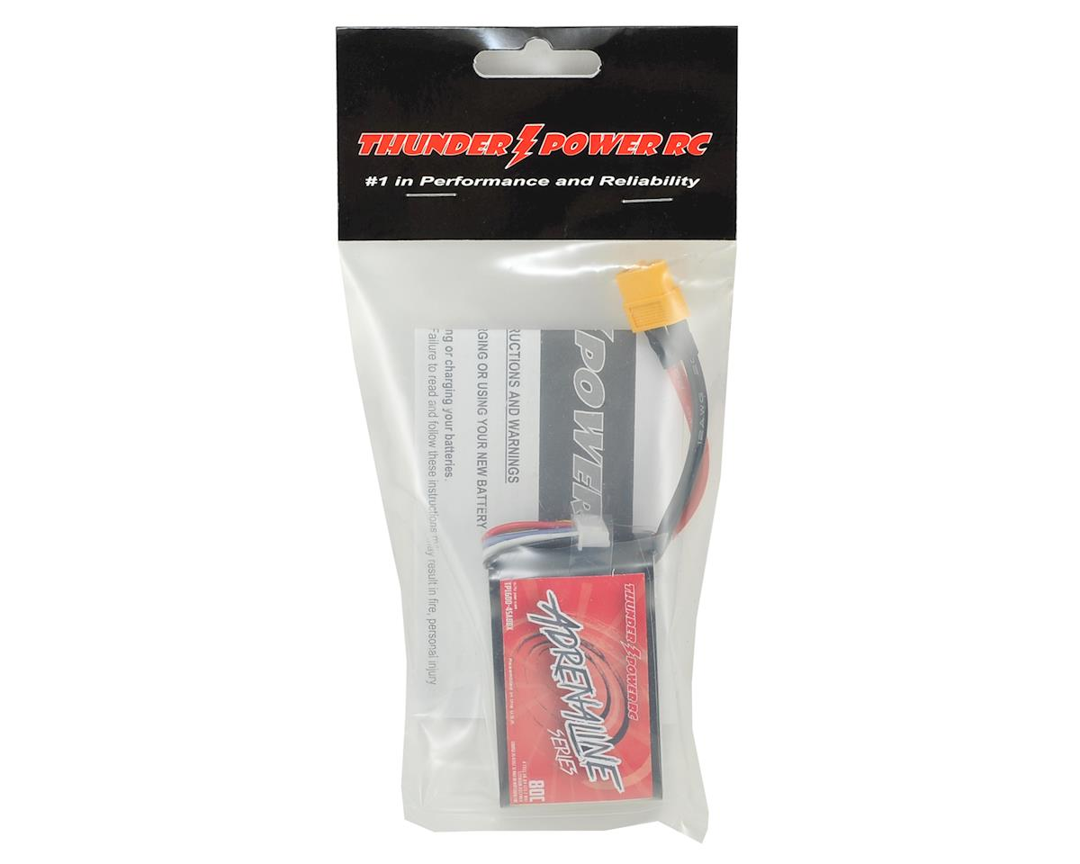 Thunder Power Adrenaline 4S LiPo Battery 80C (14.8V/1600mAh)