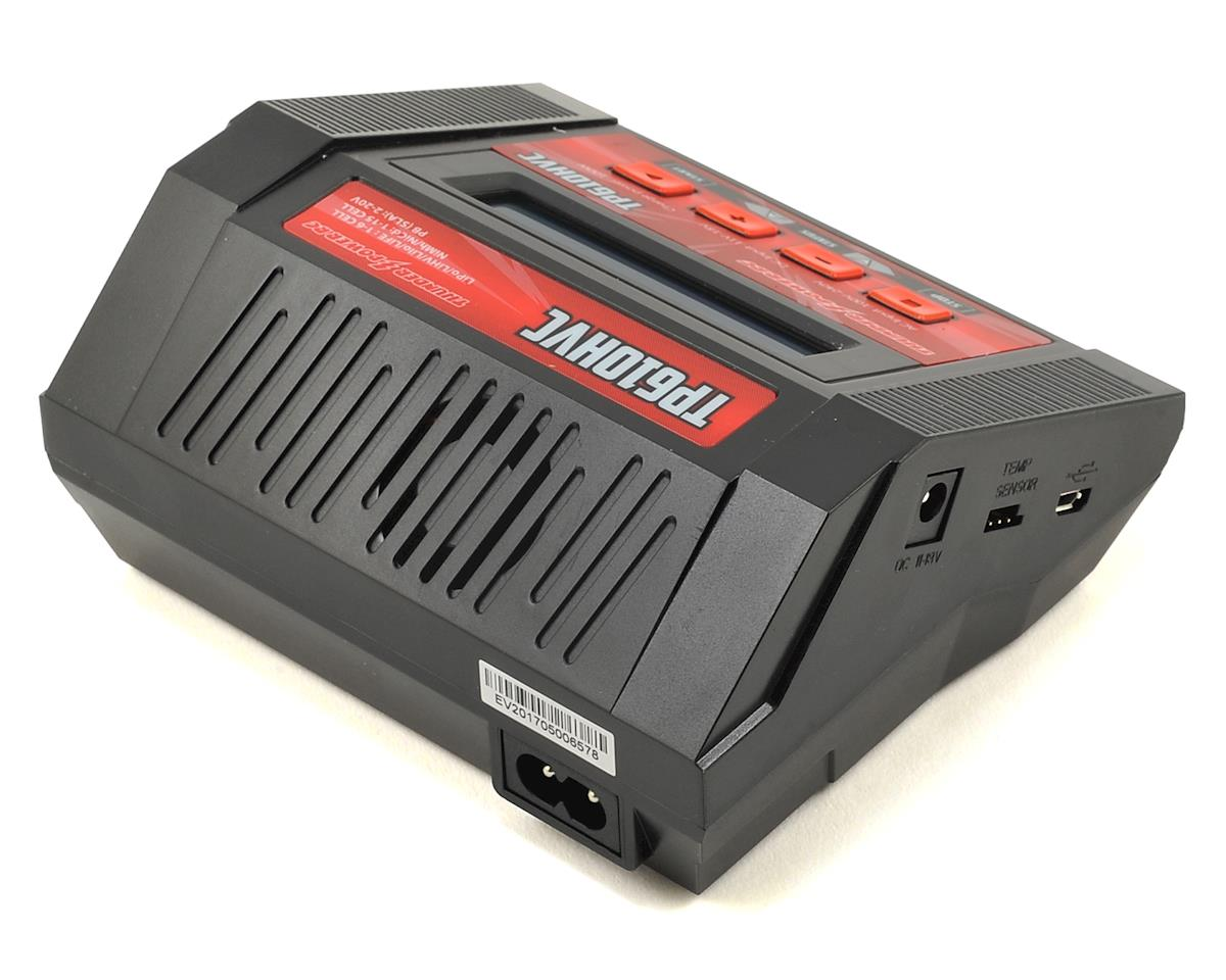 Thunder Power TP610HVC AC/DC 1-6 Cell LiPo Charger w/Balancer