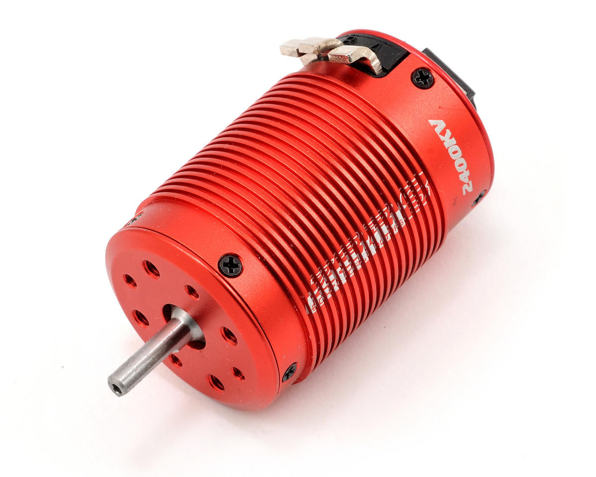 Z3R-8 1/8 Scale Sensored Brushless Motor (2400Kv)