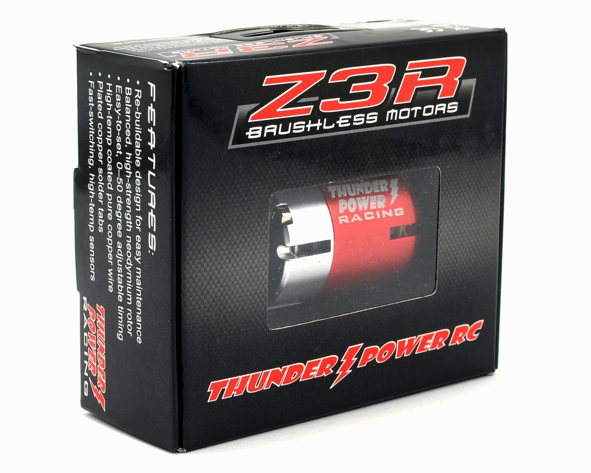 Thunder Power Z3R-M Modified 540 Sensored Brushless Motor (4.0T)