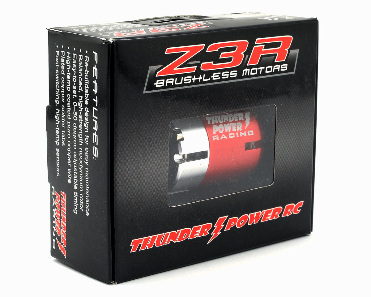 Thunder Power Z3R-S Stock Spec 540 Sensored Brushless Motor (17.5T)