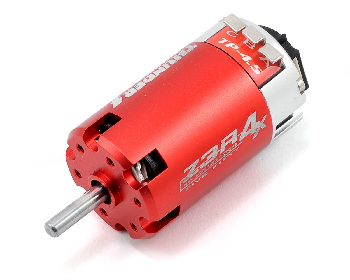 Thunder Power Z3R-550 Modified Sensored Brushless 550 Motor (4.5T)