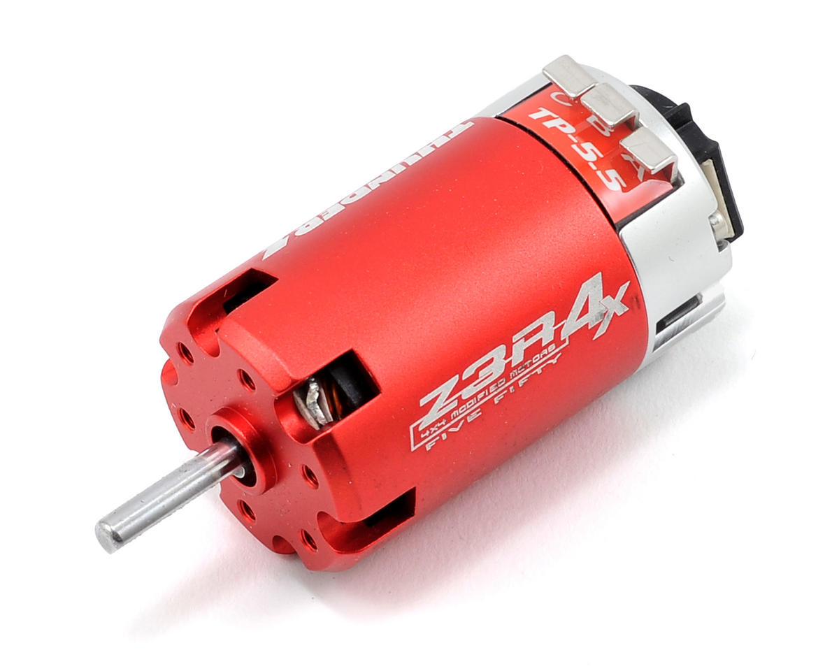 Thunder Power Z3R-550 Modified Sensored Brushless 550 Motor (5.5T)