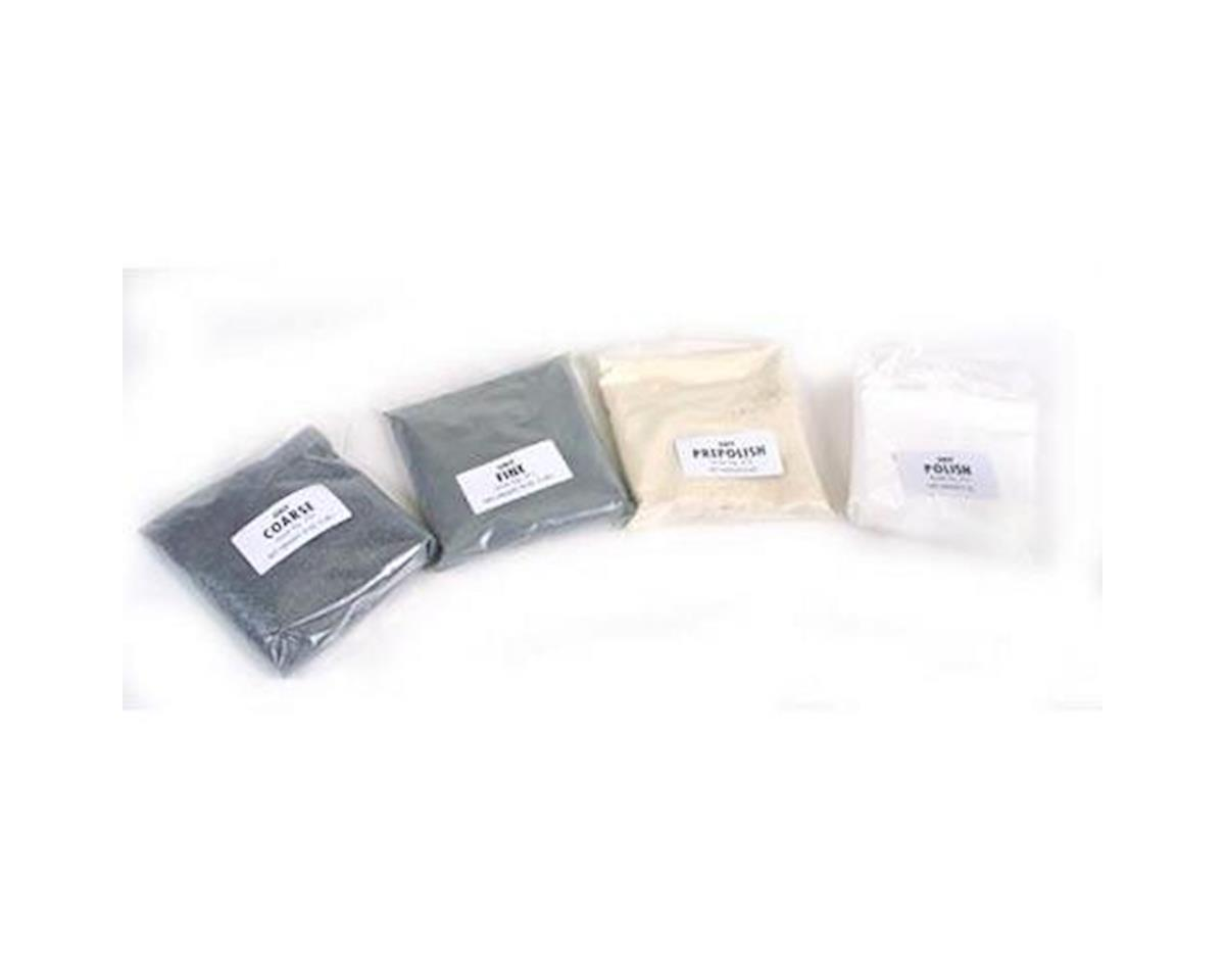 Tru-square Metal Products Grit Pack for #130 or #140