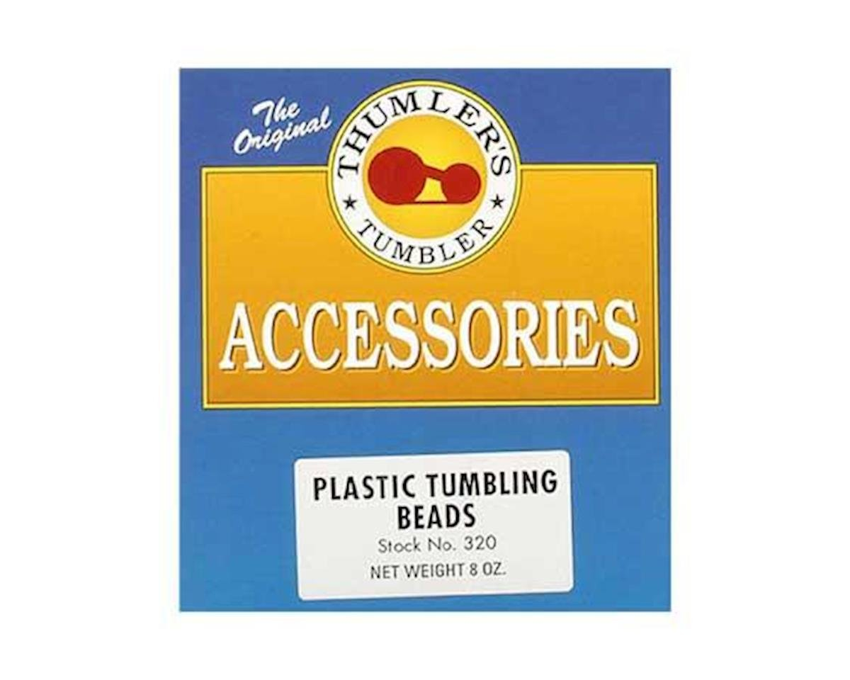 Plastic Tumbling Beads
