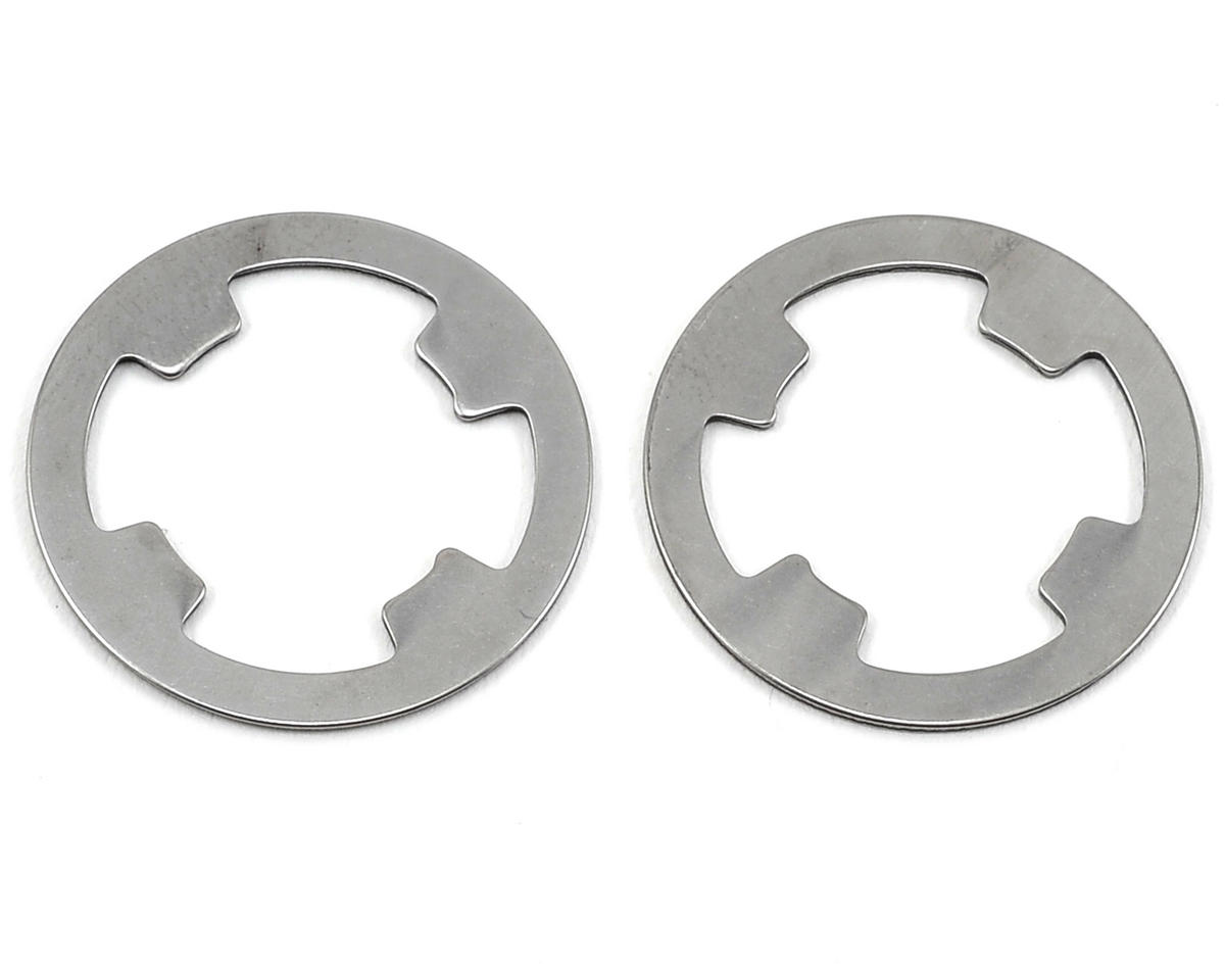 TKO Flat & Finished Lightened Differential Ring Set (2) (Calandra Racing Concepts Gen-X 10)