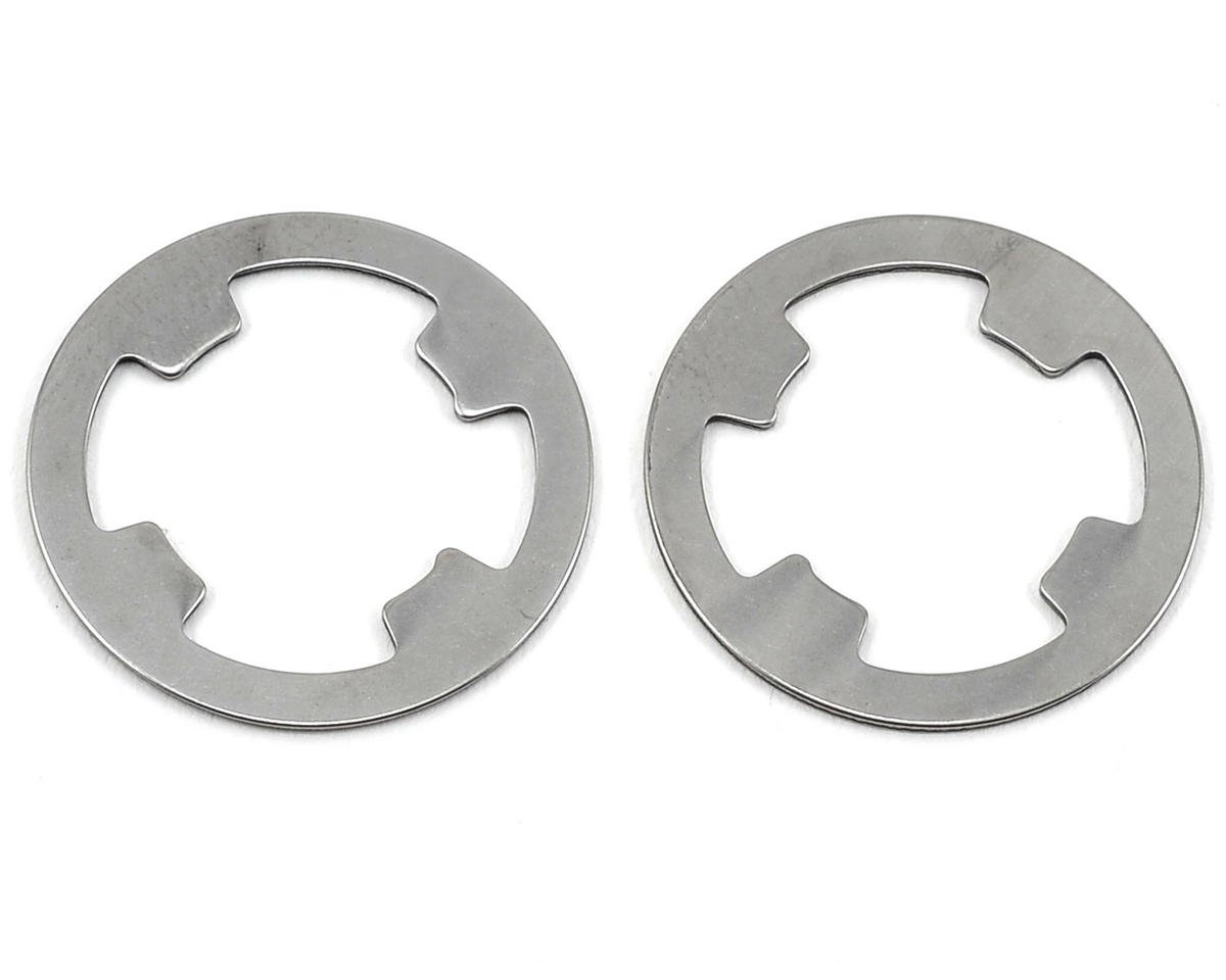 TKO Flat & Finished Lightened Differential Ring Set (2) (Calandra Racing Concepts Gen-X)