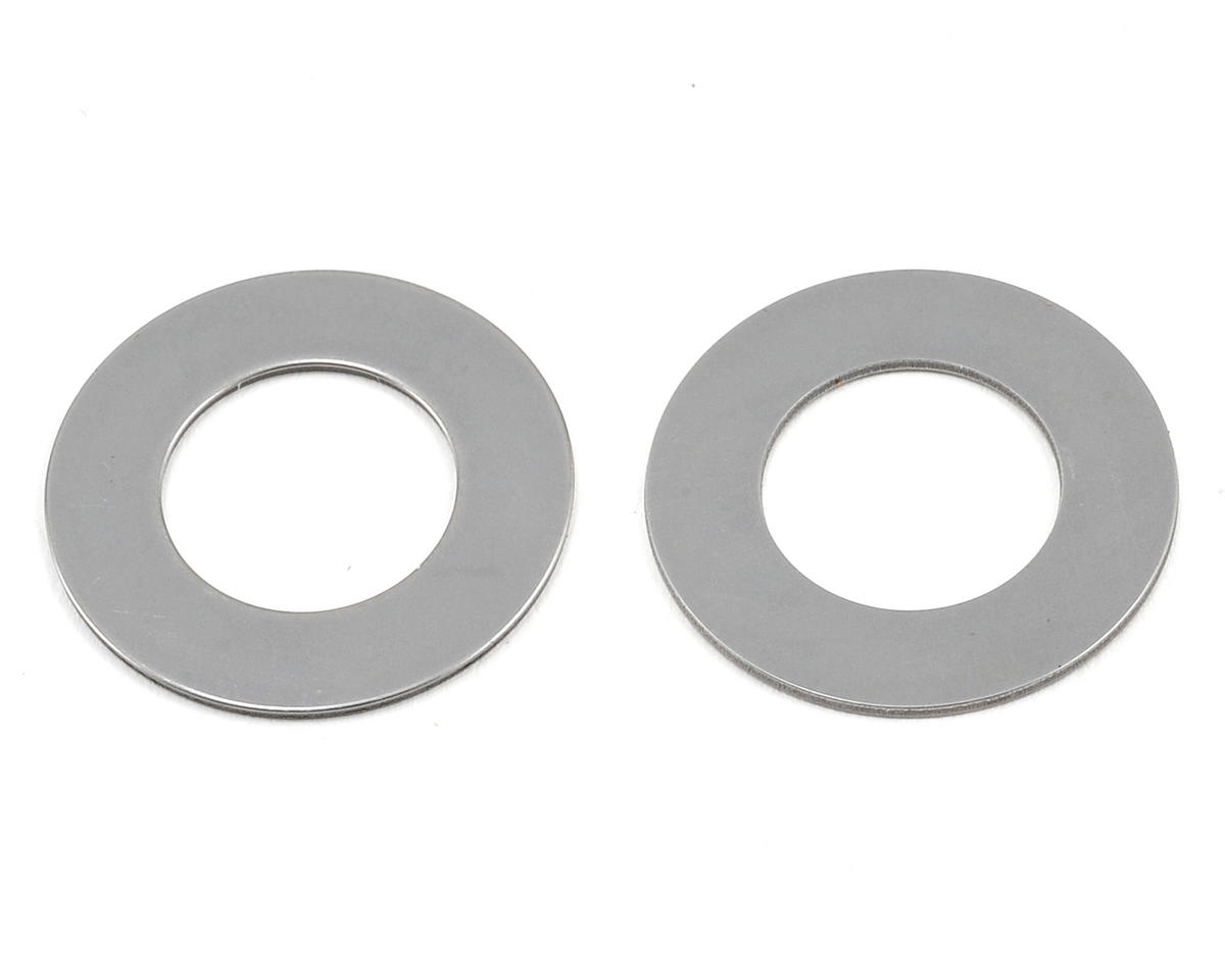 TKO Flat & Finished Kyosho Differential Ring Set (2)