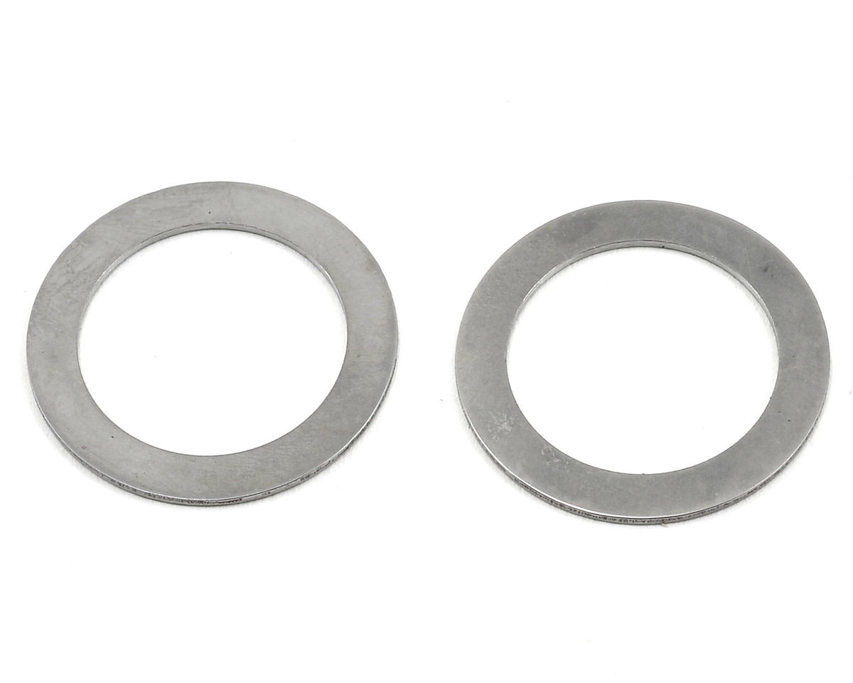 Flat & Finished Yokomo Differential Ring Set (2)