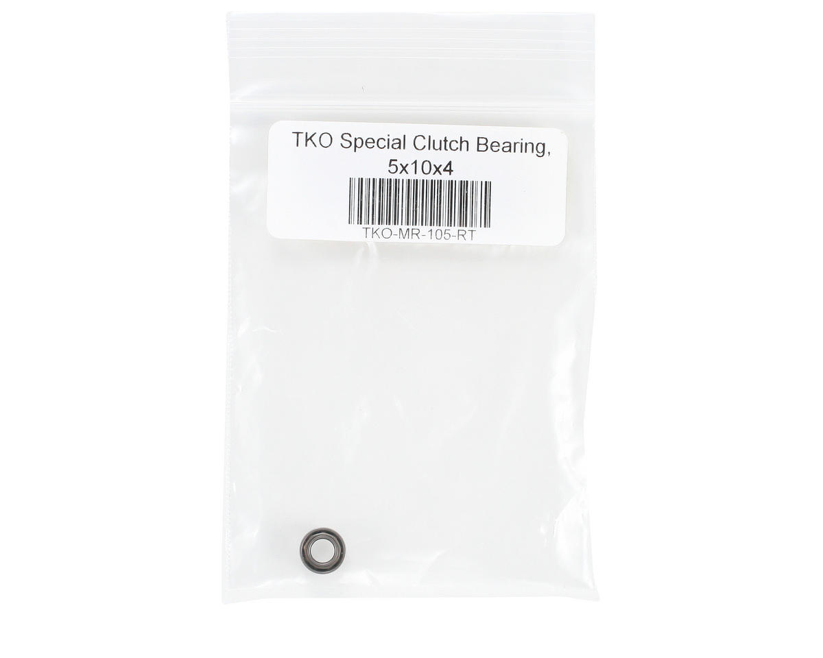 TKO Special 5x10x4mm Clutch Bearing (1)