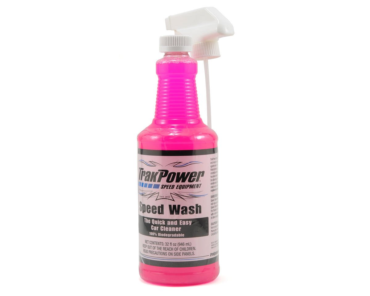Speed Wash Cleaner (32oz) by TrakPower