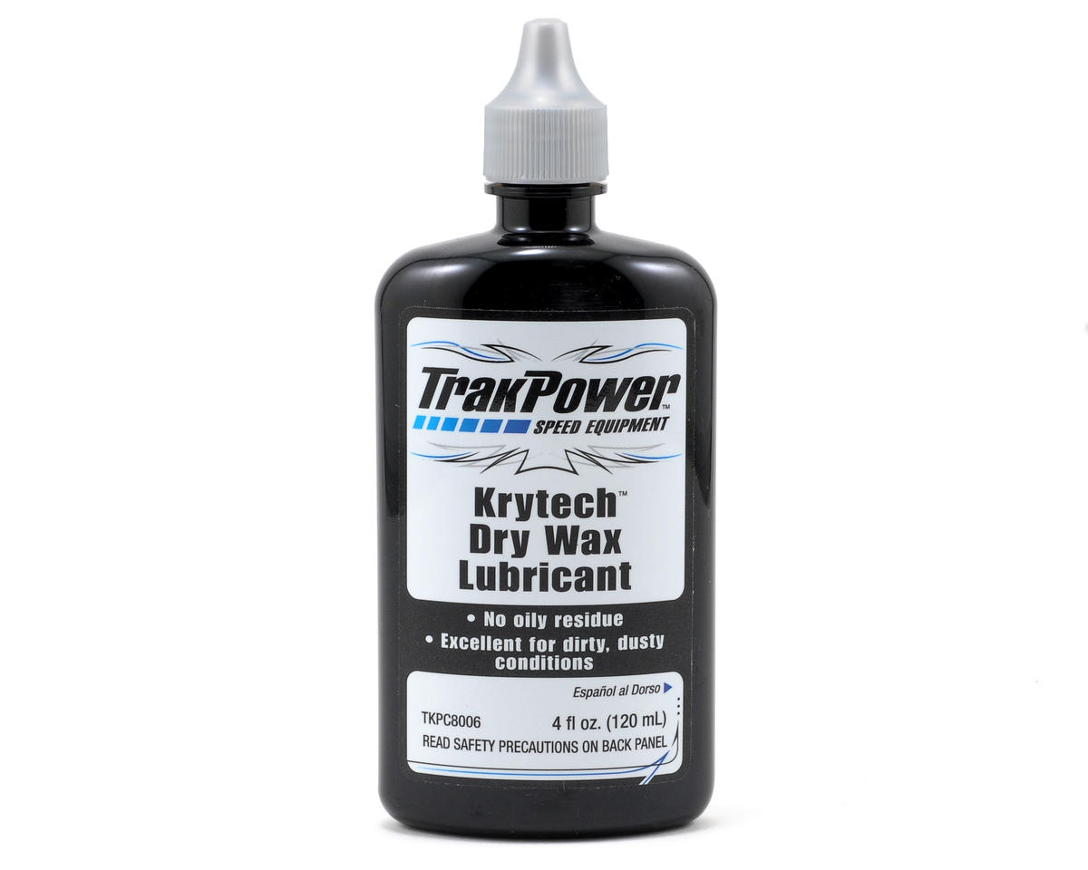 Krytech Dry Wax Lubricant (4oz) by TrakPower
