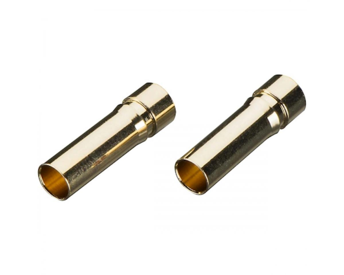 Gold Plated Bullet Connector Female 5mm (2)