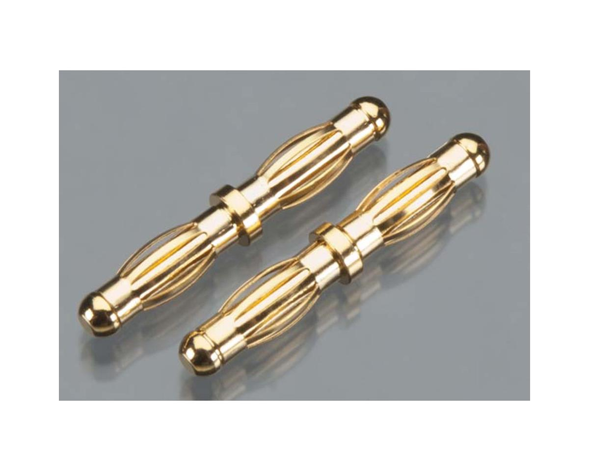DPS/VR-1 Double Gold Connector 4mm Male To Male