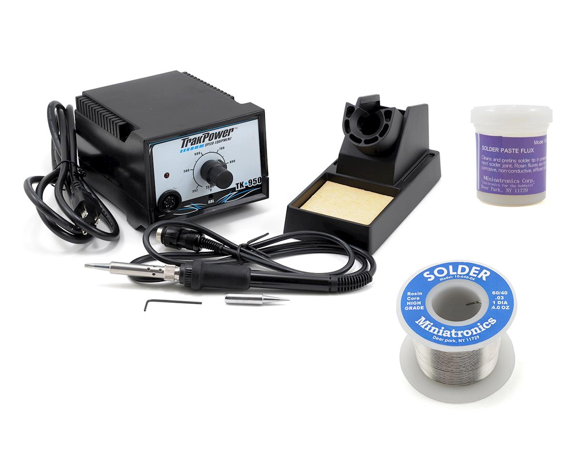 TrakPower TK-950 Soldering Bundle