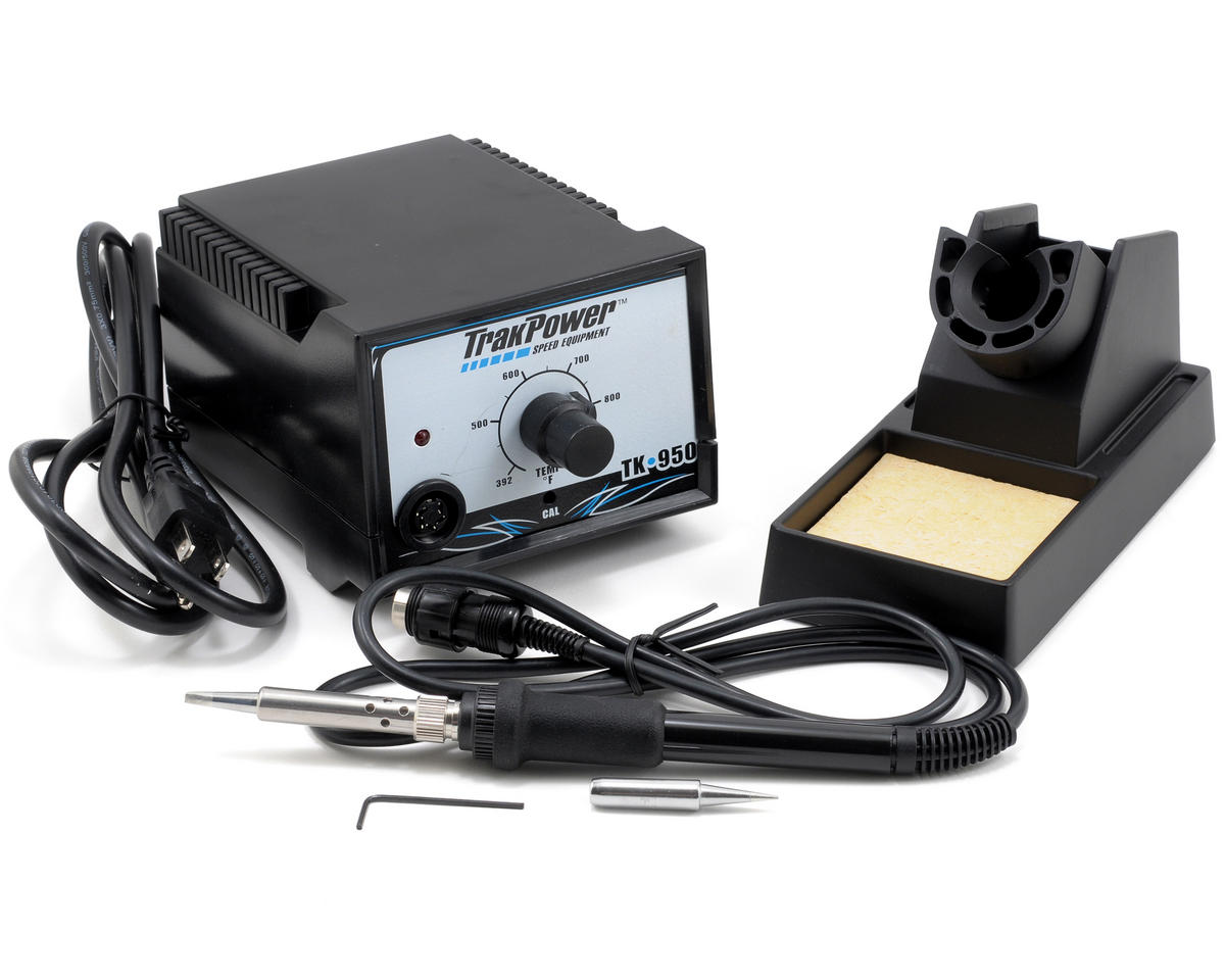 TK-950 Soldering Station by TrakPower