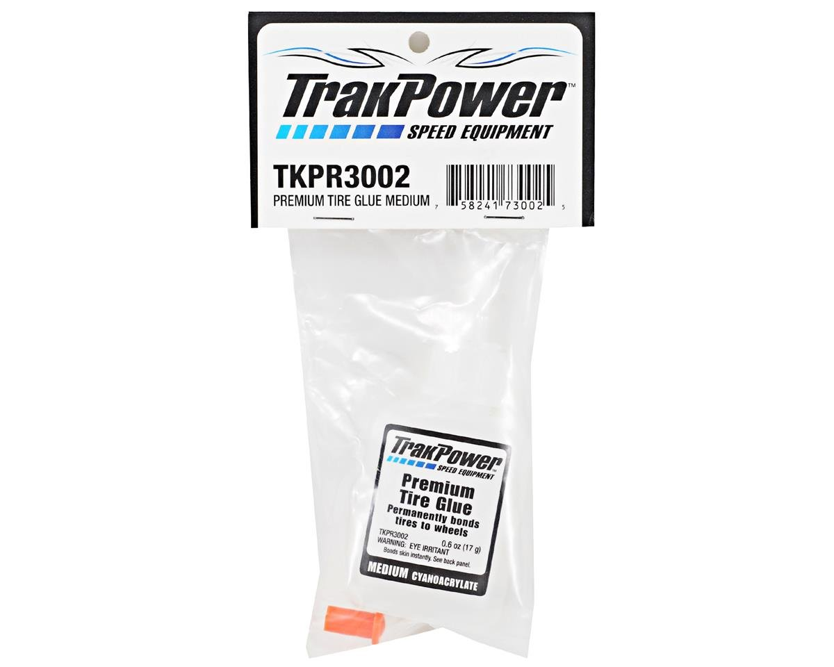 "TrakPower Premium ""Medium"" Tire Glue (.6oz)"