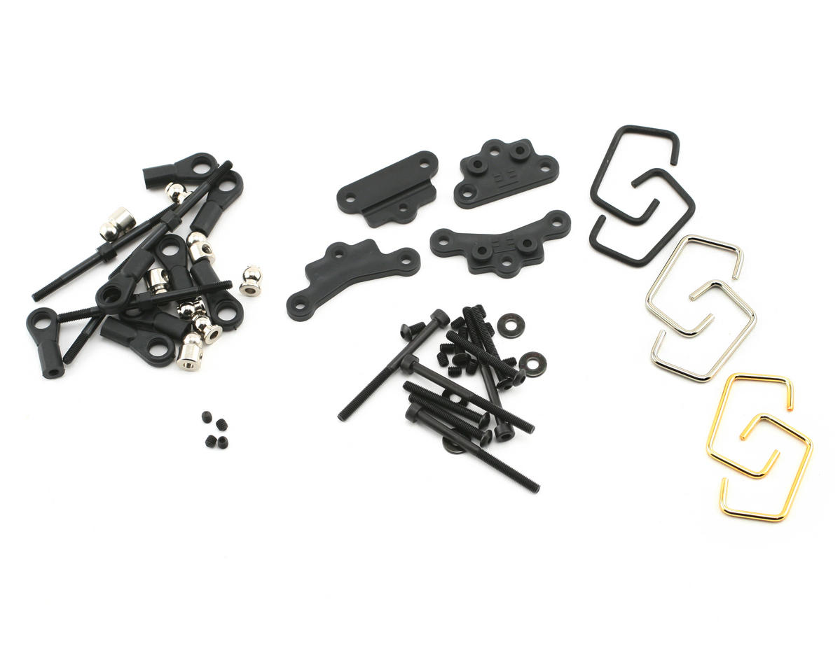 Tekno RC Sway Bar Kit (Traxxas Revo)