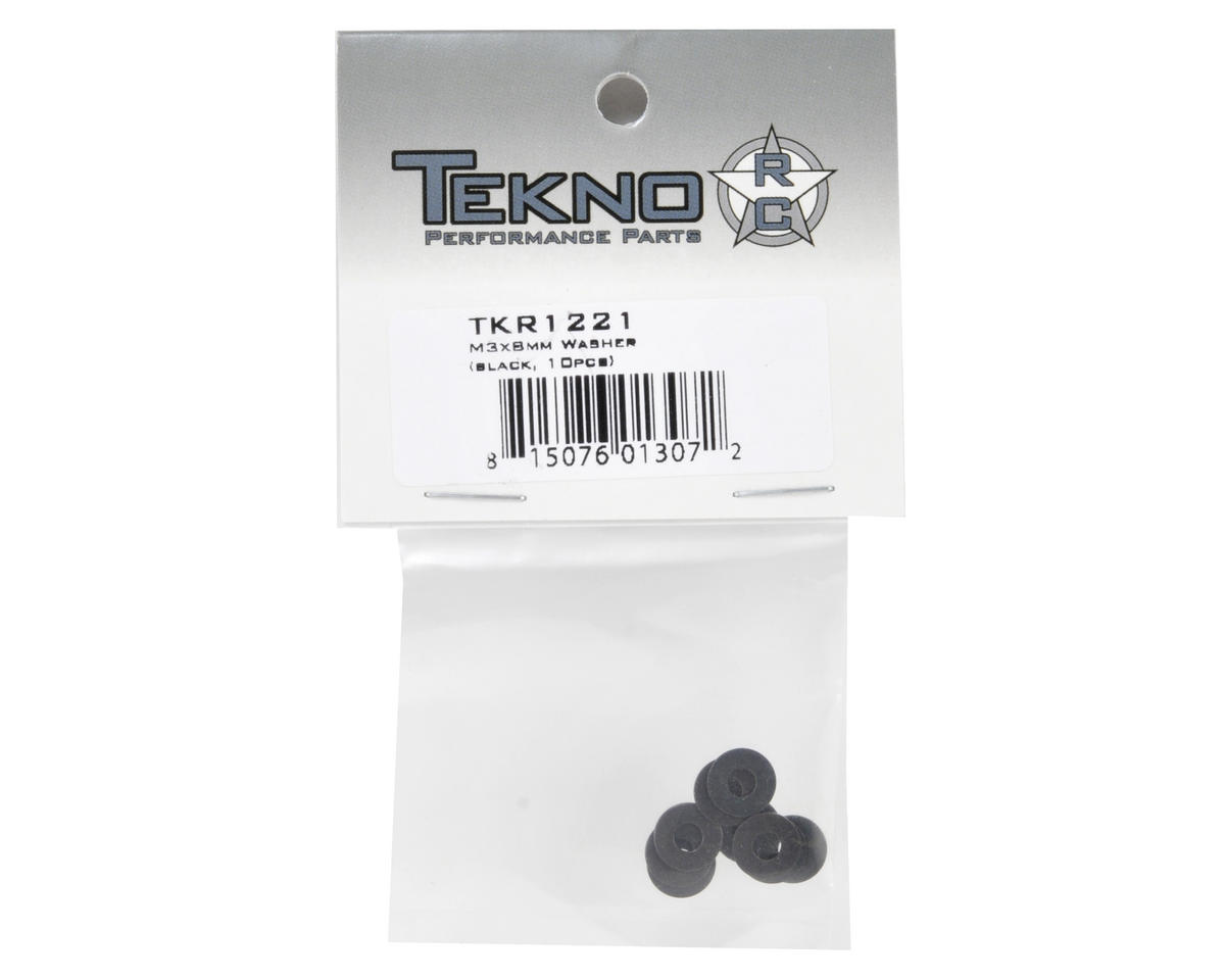 3x8mm Washer (10) by Tekno RC