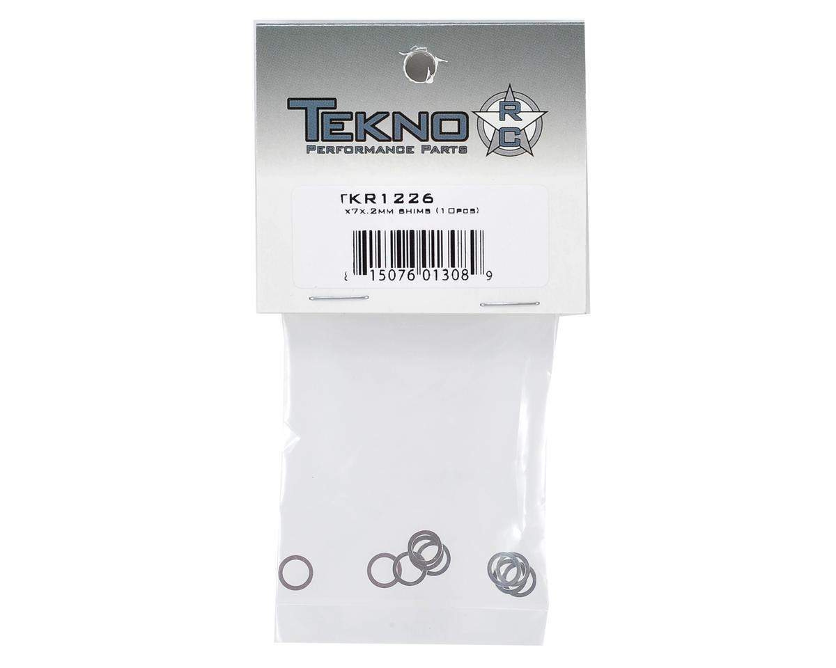 Tekno RC 5x7x.2mm Shim (10)