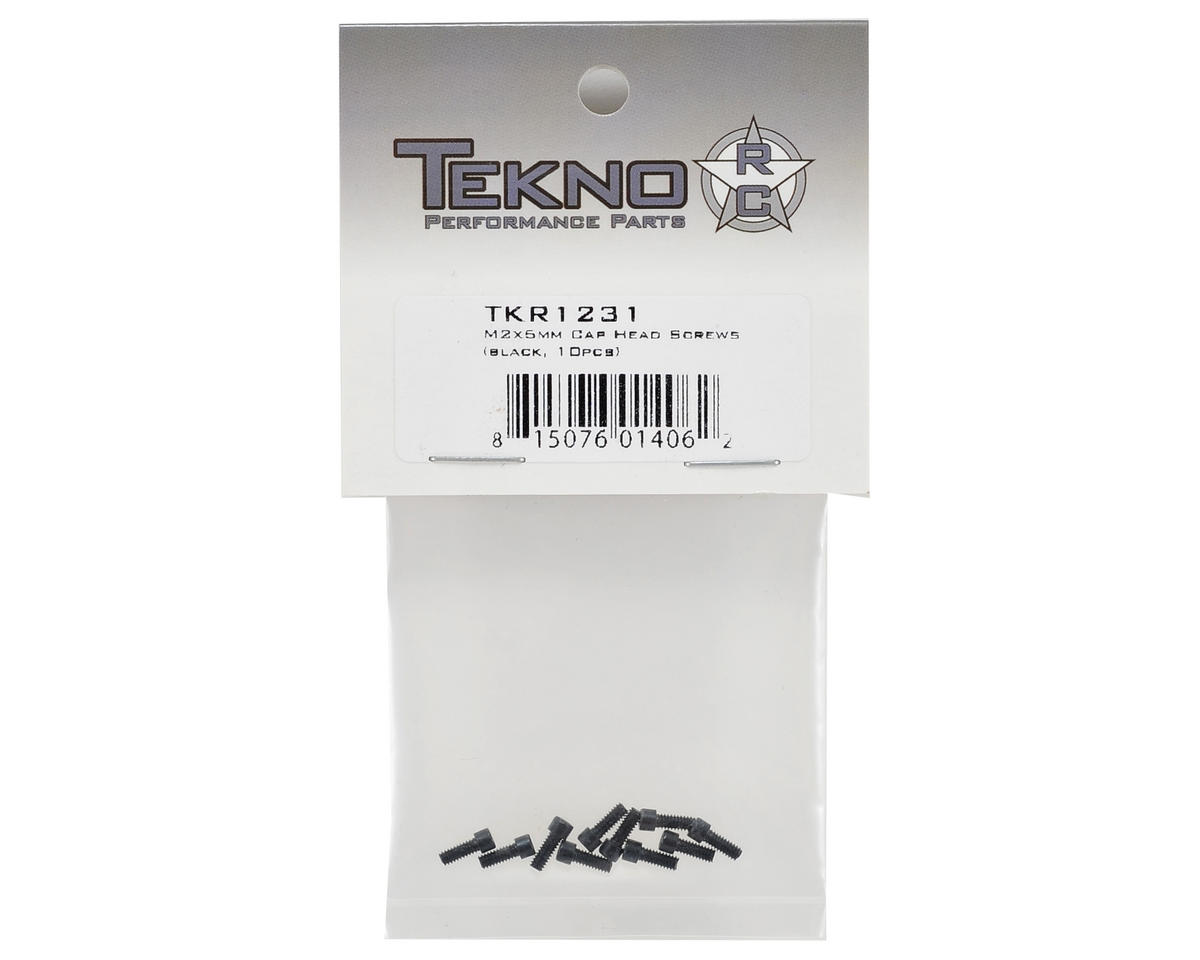 Tekno RC 2x5mm Cap Head Screw (10)