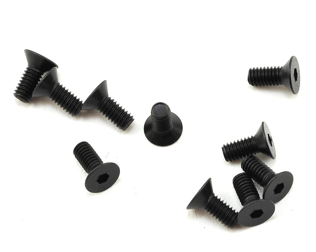 Tekno RC 2.5x6mm Flat Head Screws (10)