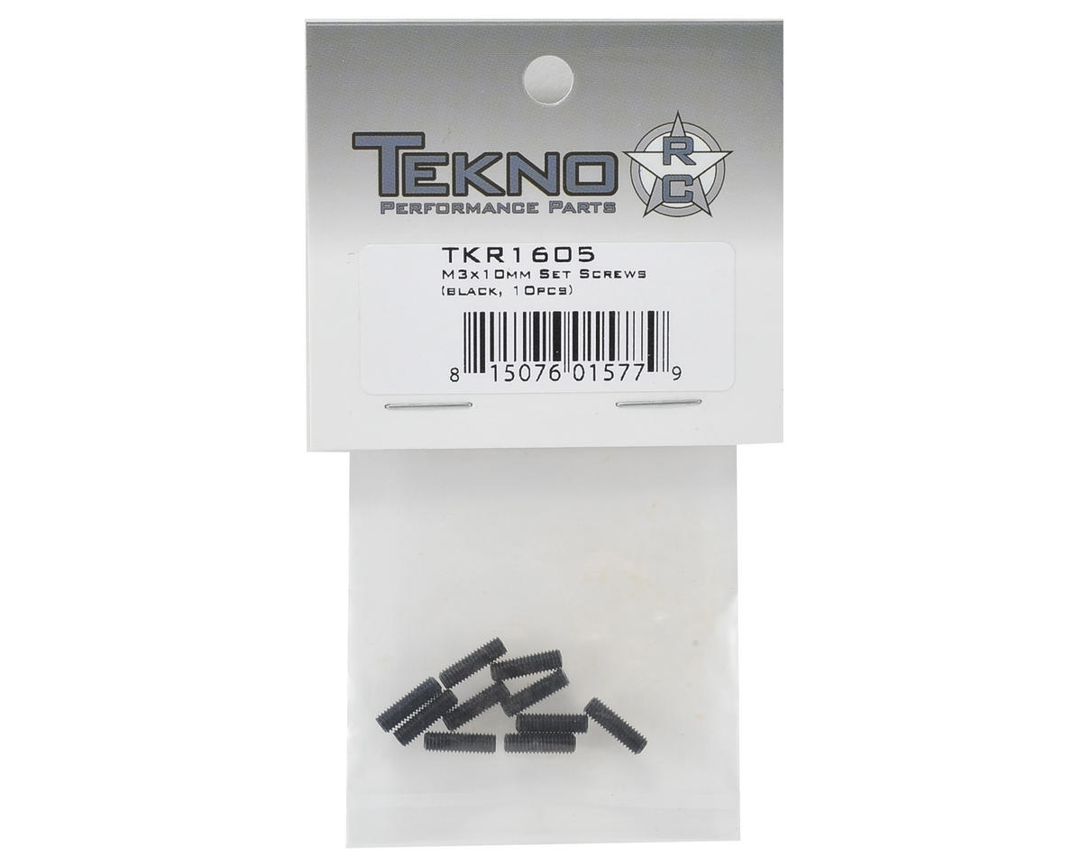 Tekno RC 3x10mm Set Screw (10)